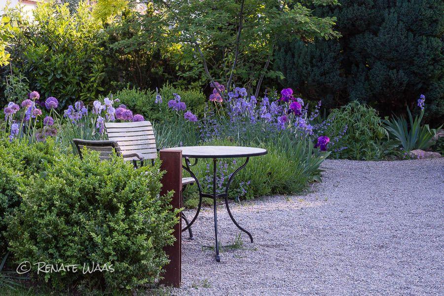 Kieswege Gartenblog Geniesser Garten Kieswege Wassergebundene