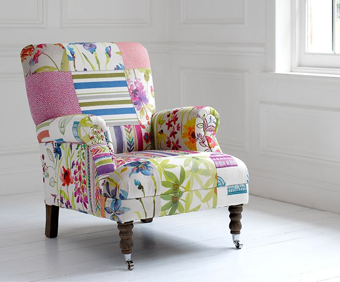 Studio Line Patchwork Chair