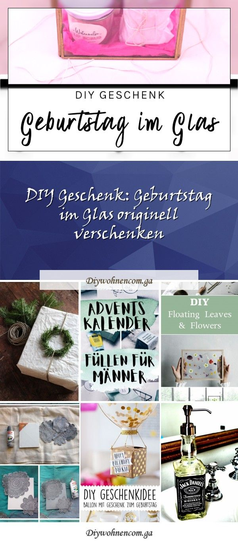 diydiyDen Adventskalender ausfüllen – besondere Ideen auch für Männer – Hochs…