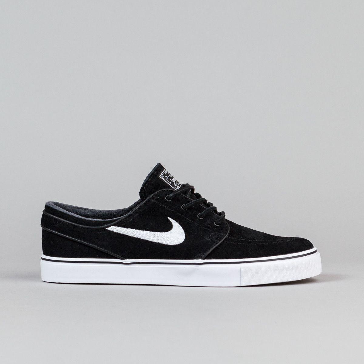 4923f3cca6a43 Nike SB Stefan Janoski OG-Black Wht-Gm Lt Brn