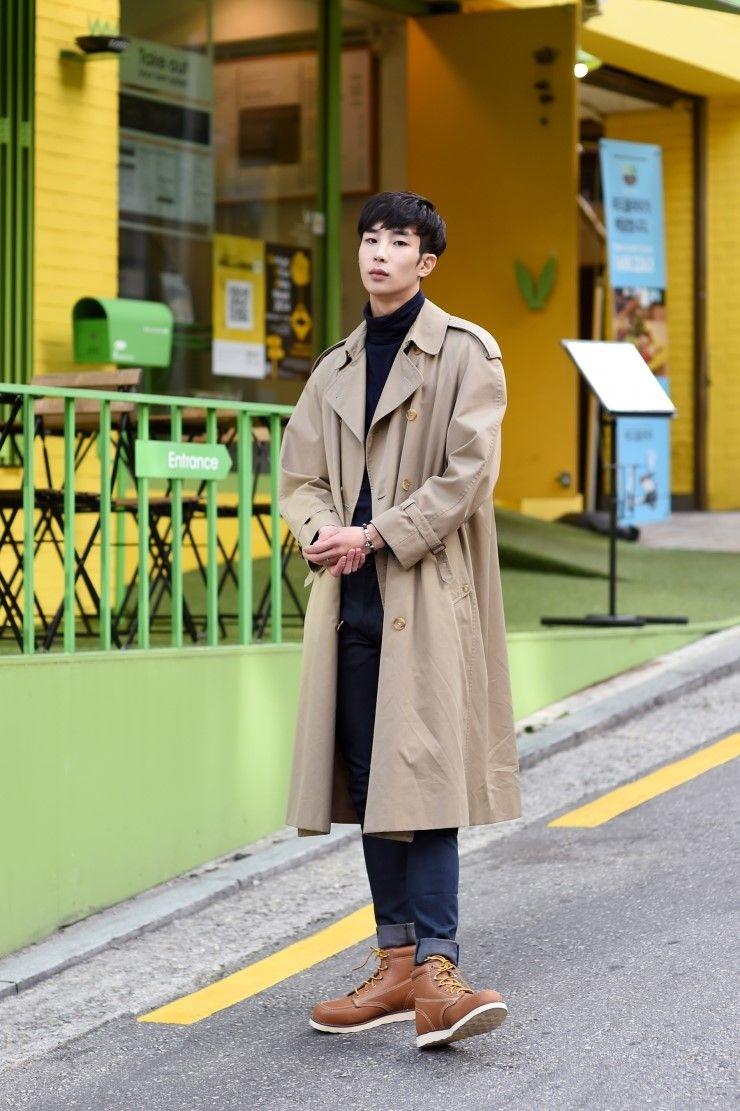Park Jiwon #kfashion #male #daily #look #style #streetfashion #korean