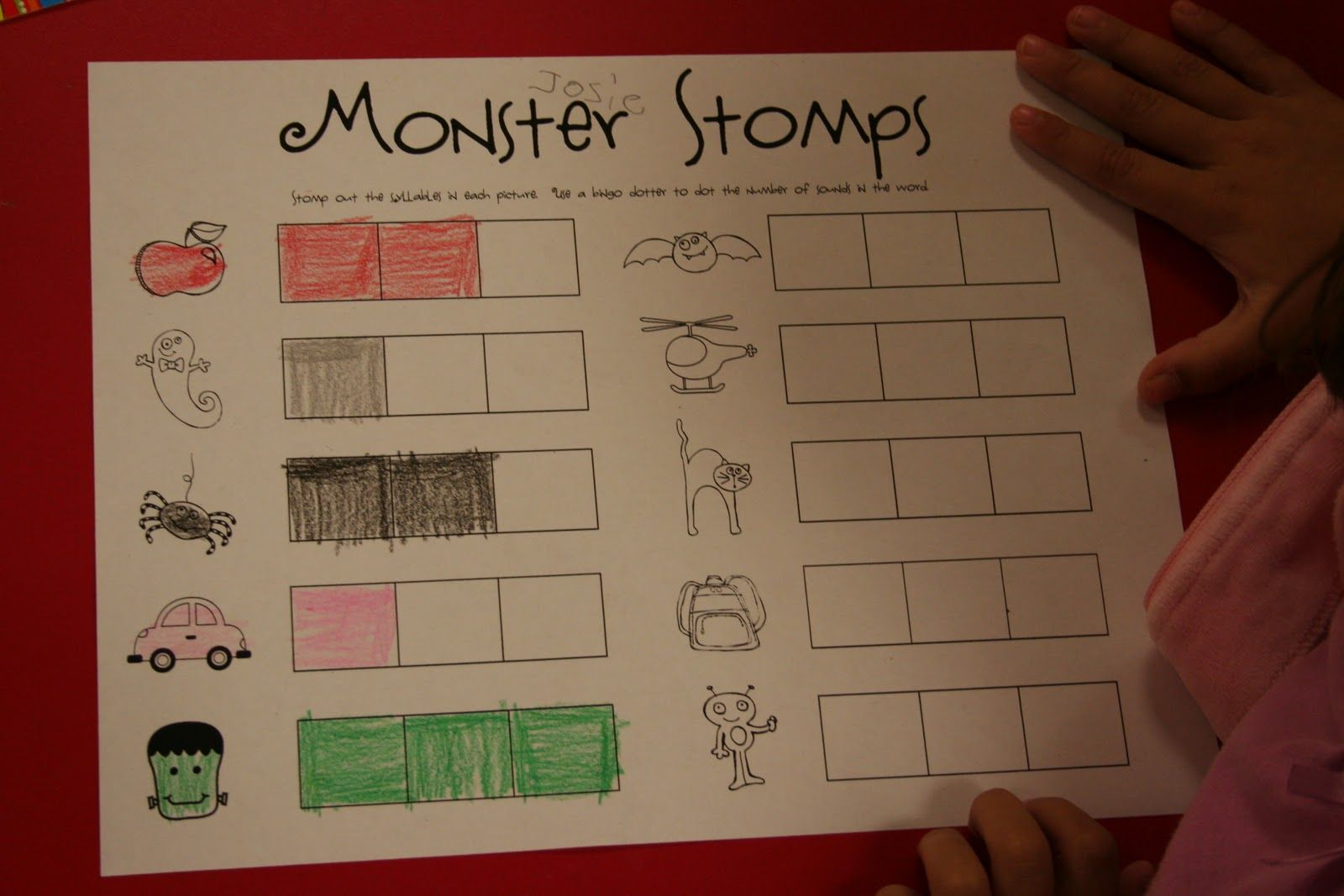 Monster Centers And Monster Fun