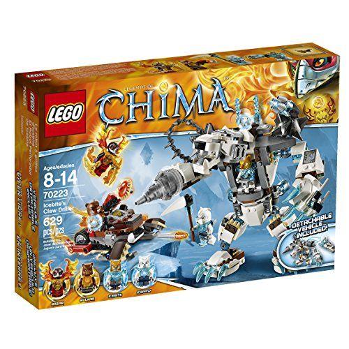 70220 STRAINOR/'S SABER CYCLE lego legos set NEW legends of chima SEALED Worriz