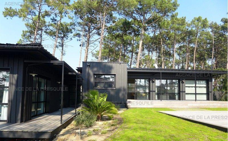 Bassin D'Arcachon, Maison De Vacances Avec 4 Chambres Pour 8