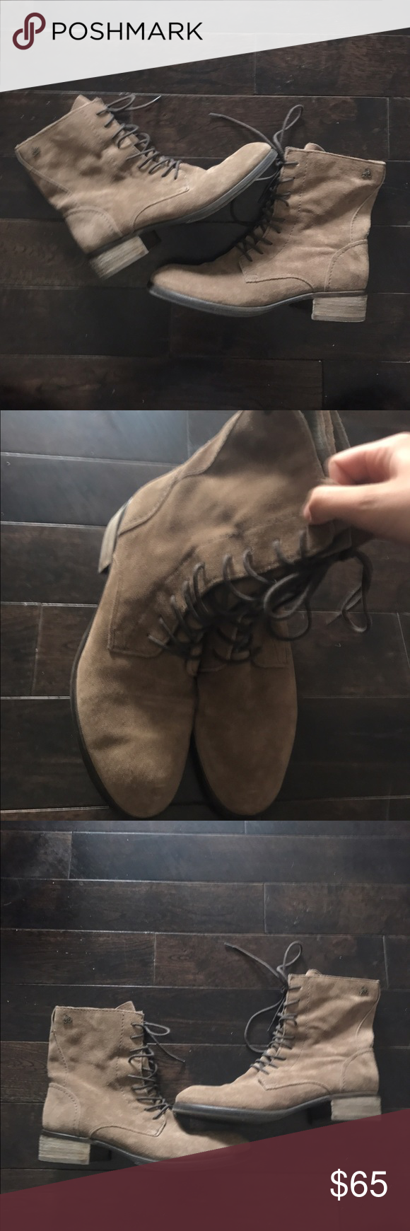 BRAND NEW🌿Sam Edelman Leather boots Brand new, with out tags! So gorgeous . Soft leather. Great deal! No wear whatsoever. Vintage. Will definitely last a long time :) no trades . Sam Edelman Shoes Combat & Moto Boots
