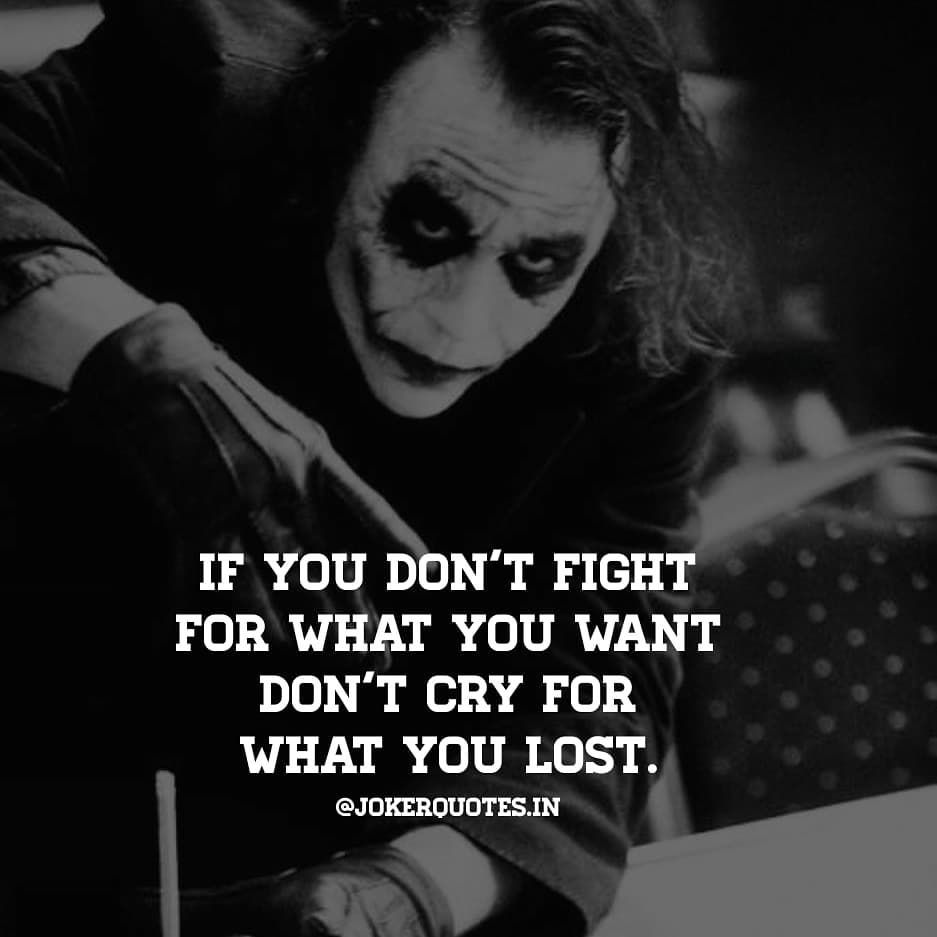 Pin On Joker Quotes