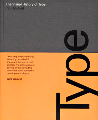 The Visual History of Type (With images) | Mcneil, Book