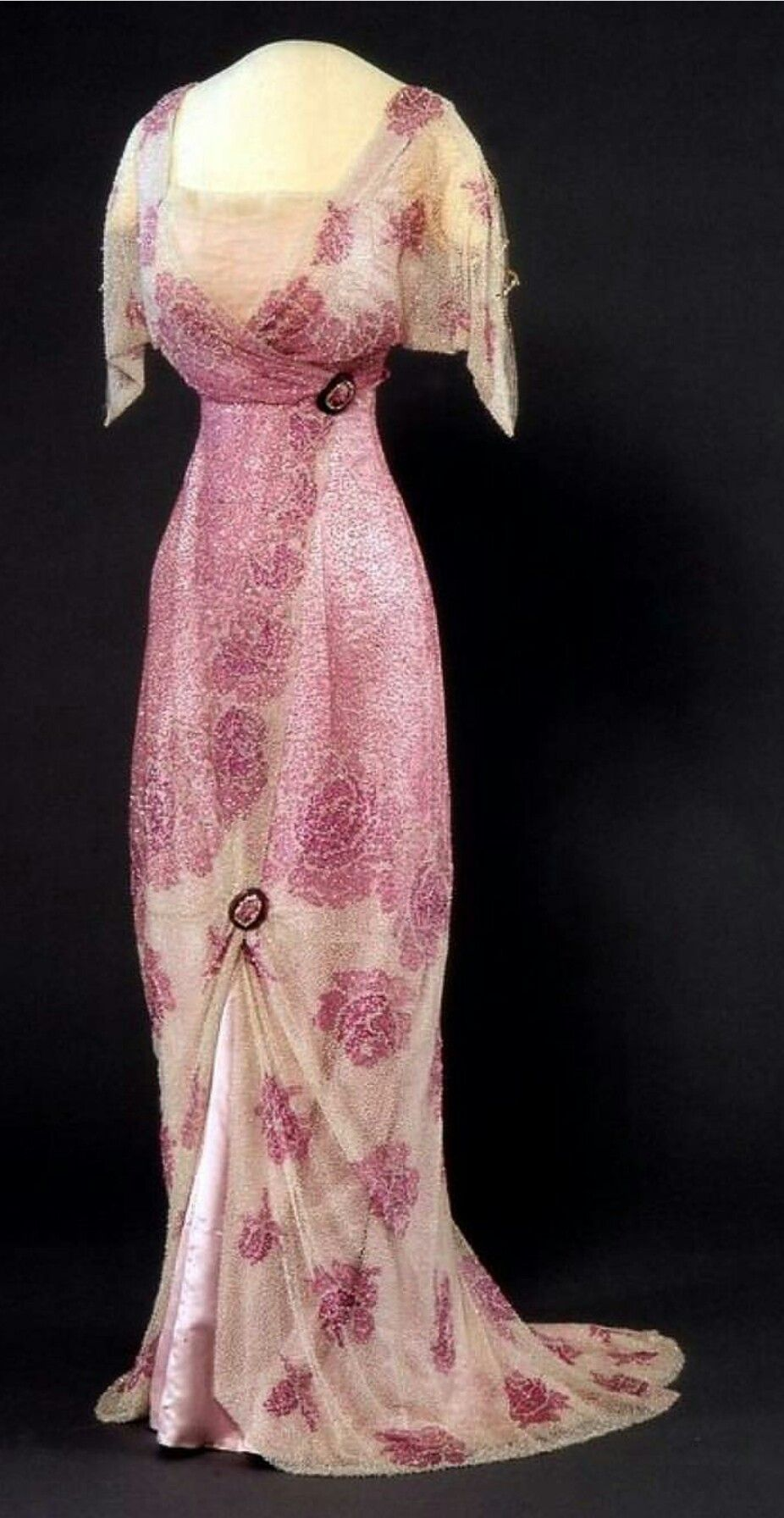Vintage gown   late edwardian   Pinterest   Belle epoque, Vestidos ...