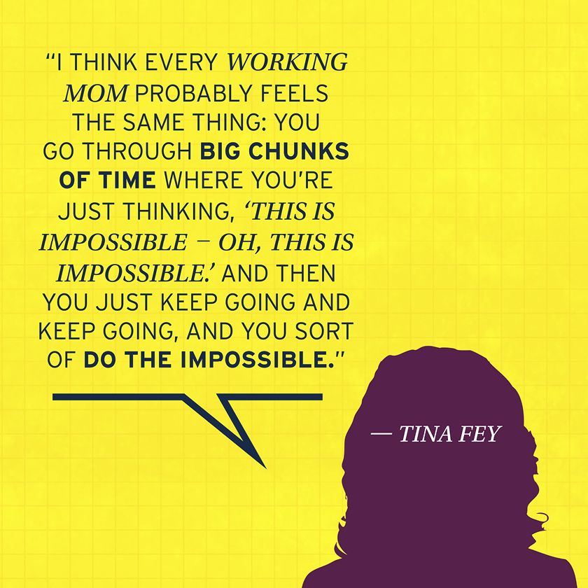 For Our Moms Keep Up The Great Work We Love This Quote From Tina