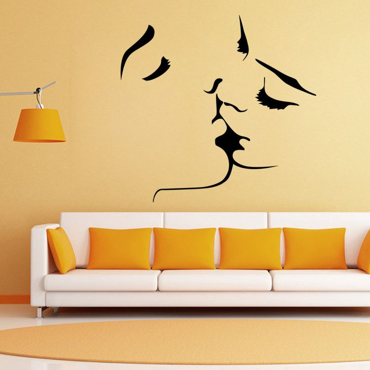 Find More Wall Stickers Information about Individuality creativity ...