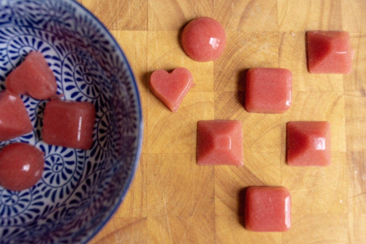 How to Make Strawberry Lemon Gummies Recipe in 2019