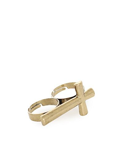 NELLY ACCESSORIES / DOUBLE HIM RING