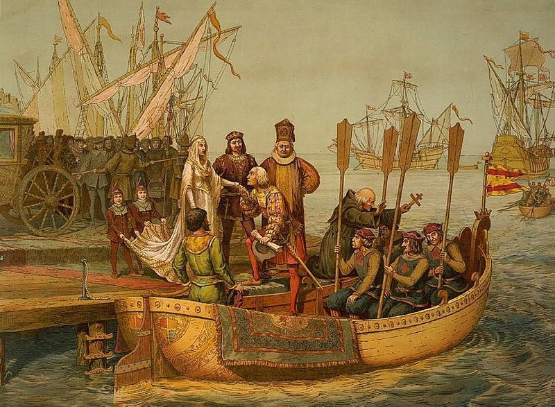 perspectives on columbus and his world Christopher columbus: christopher columbus, master navigator whose four transatlantic voyages opened the way for european exploration and colonization of the americas.