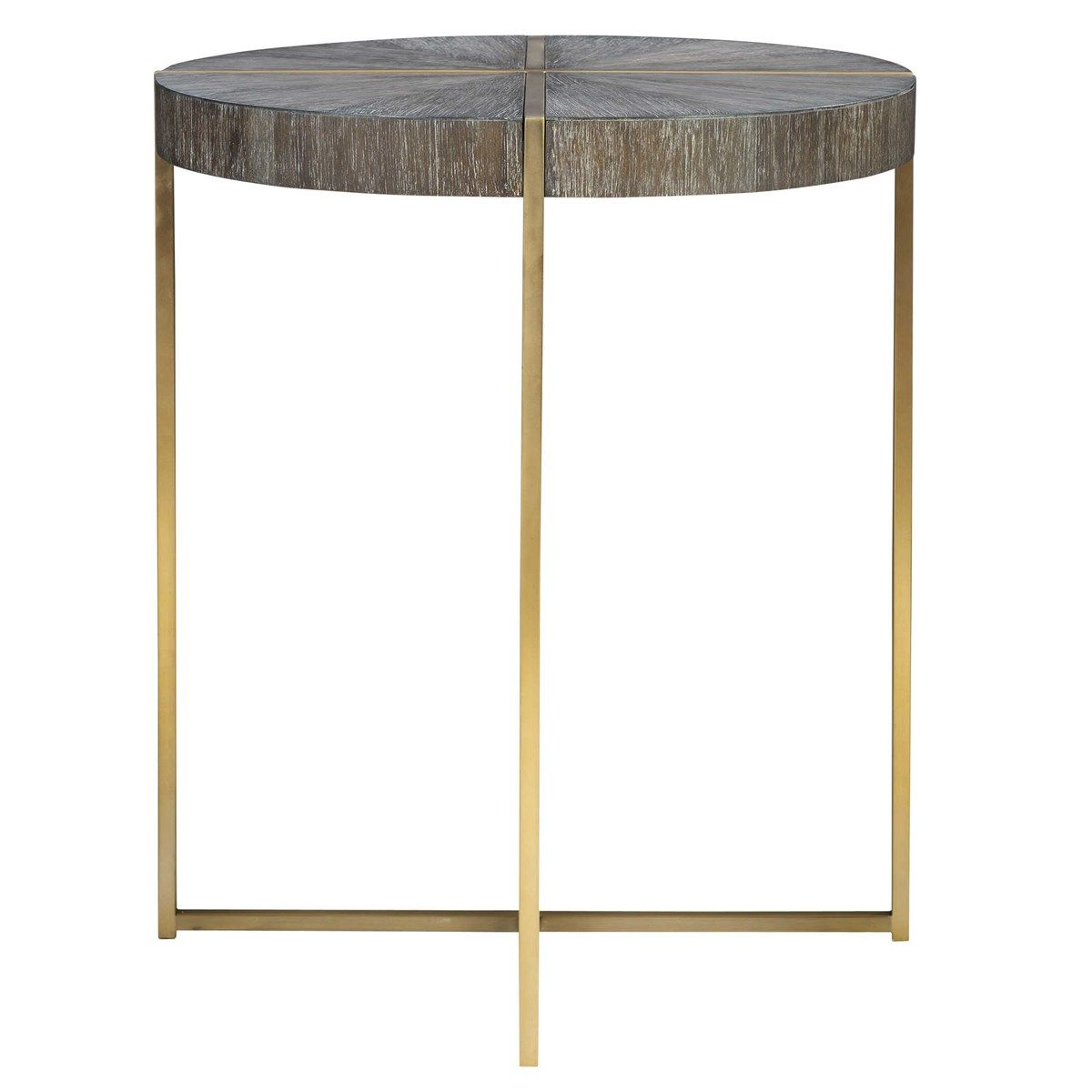 Uttermost Taja Round Accent Table Round Accent Table Accent