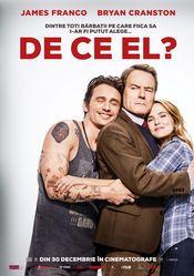 Why Him? – De ce el? este un film ONLINE de comedie cu subtitrare in romana. De-a lungul vacanței, Ned (Bryan Cranston), un tată iubitor, dar mult prea protectiv, merge …