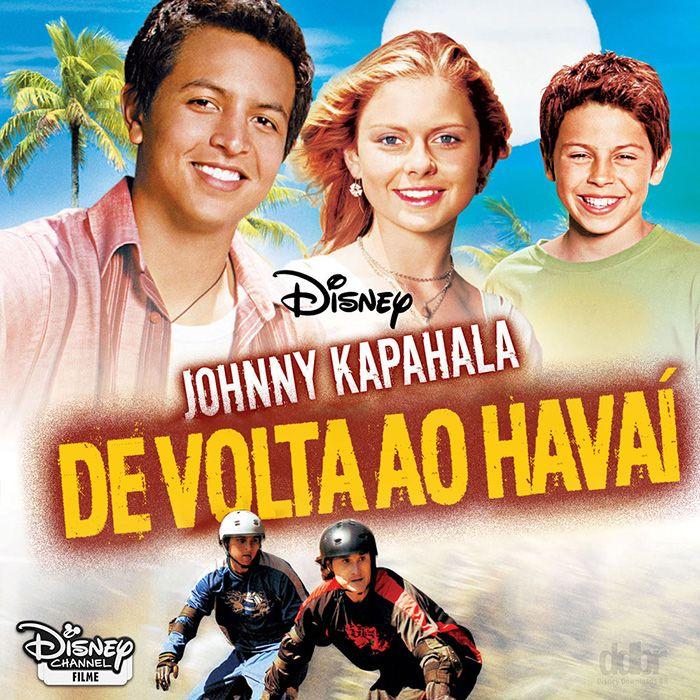 Johnny Kapahala De Volta Ao Havai 2007 Dublado Disney