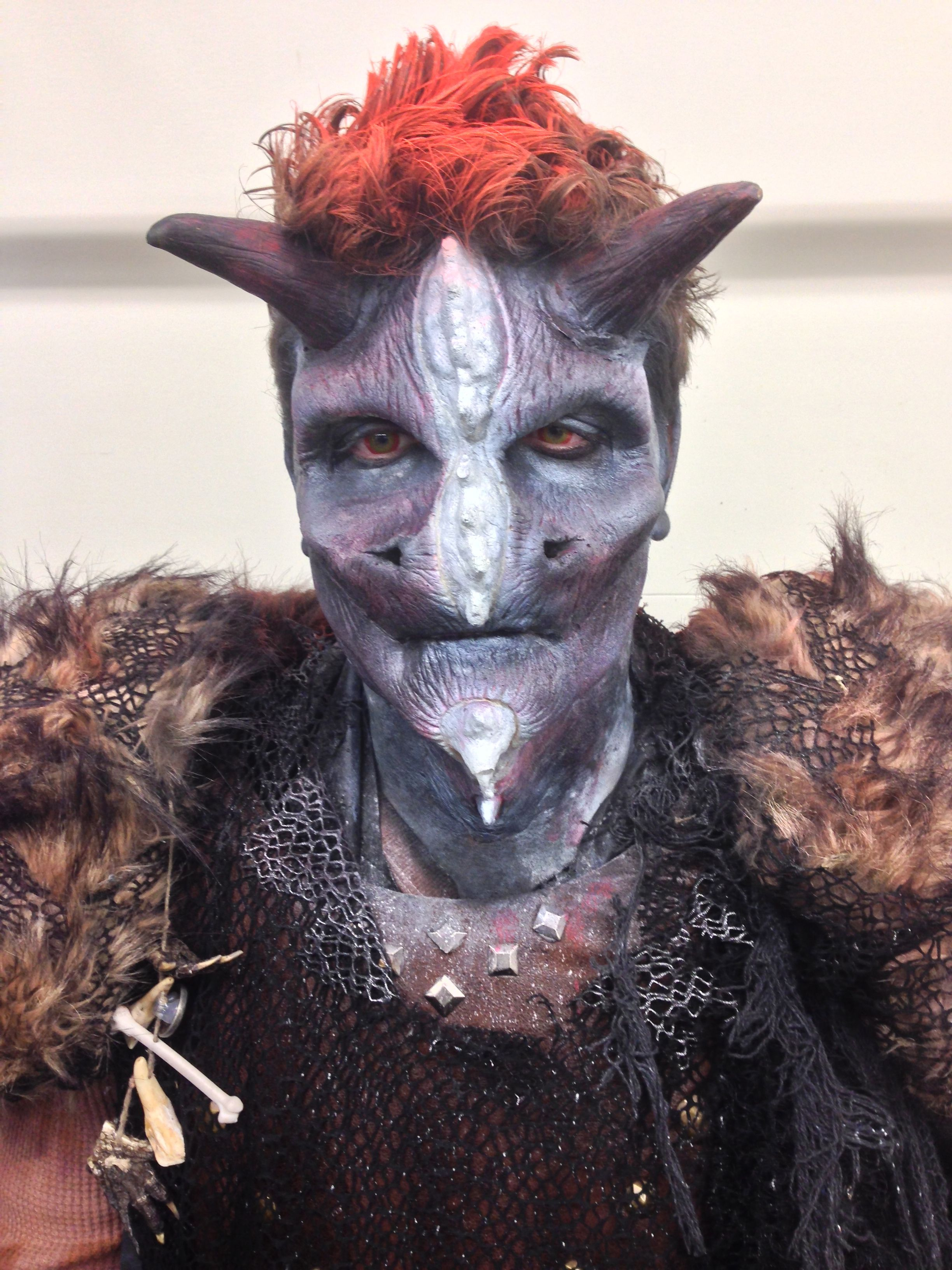 Chloe Sens Movie Make up creation. Contestant on Face Off