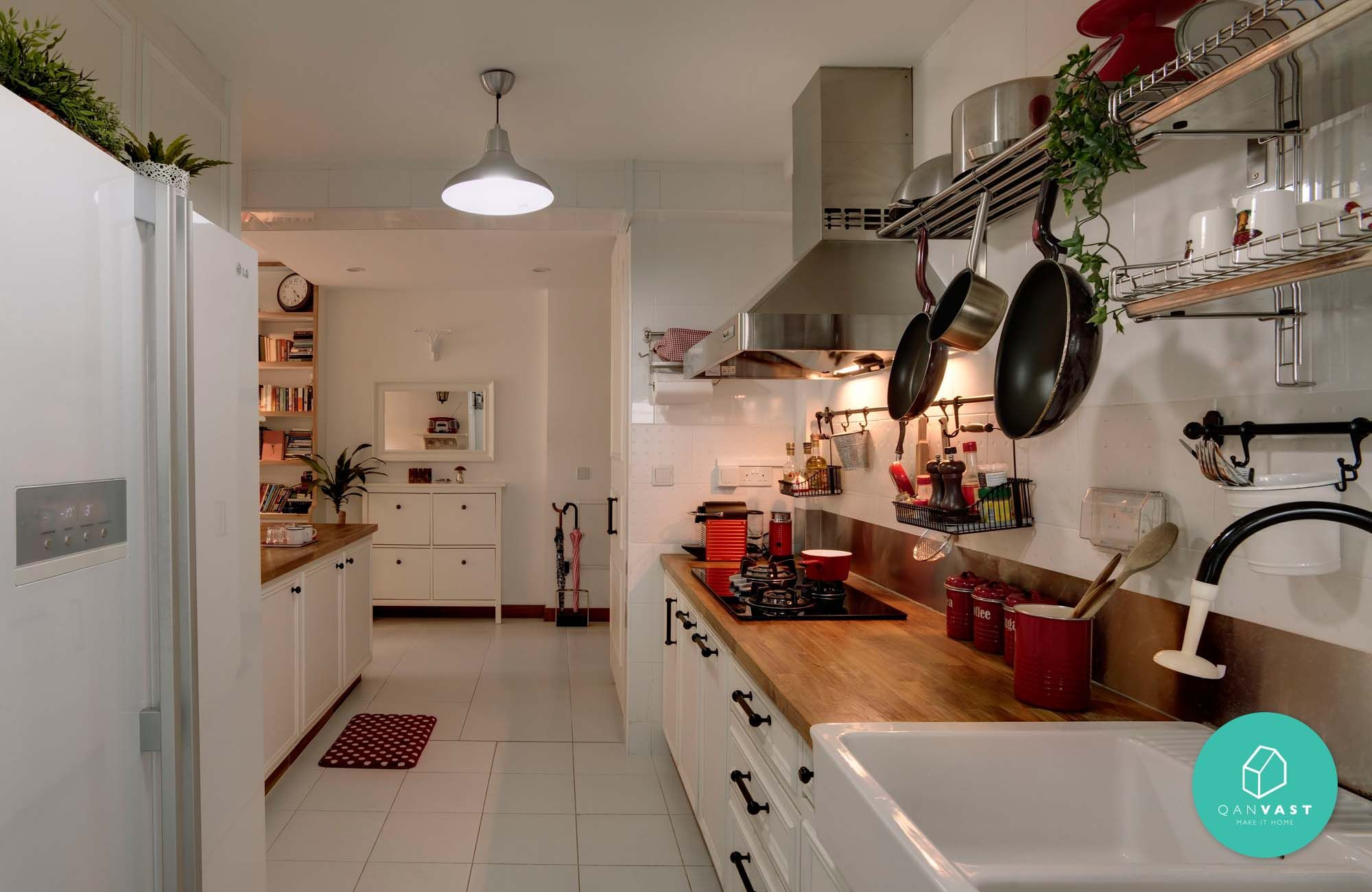 Punggol HDB kitchen (design practice.sg)