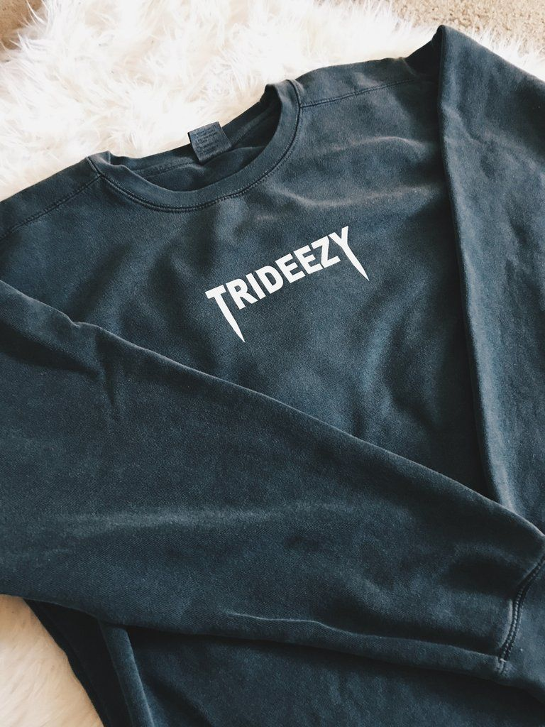 Trideezy Comfort Colors Crewneck Rush Shirts Sorority Shirt