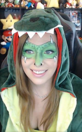Dinosaur Makeup Halloween Costumes