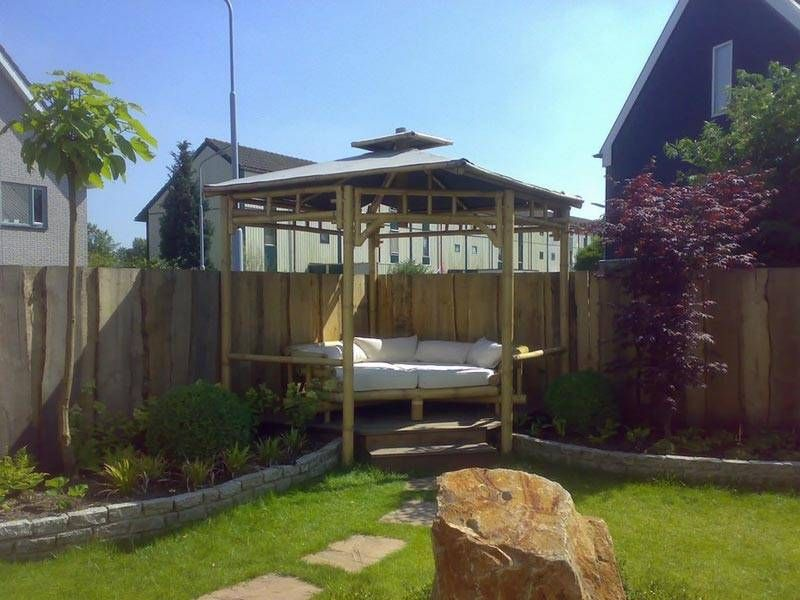 Exceptionnel Small Patio Gazebo #10: Small Gazebos For Decks