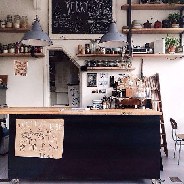 Decorar una casa | Cocinas hipster #decorarunacasa #ideasparadecorar ...