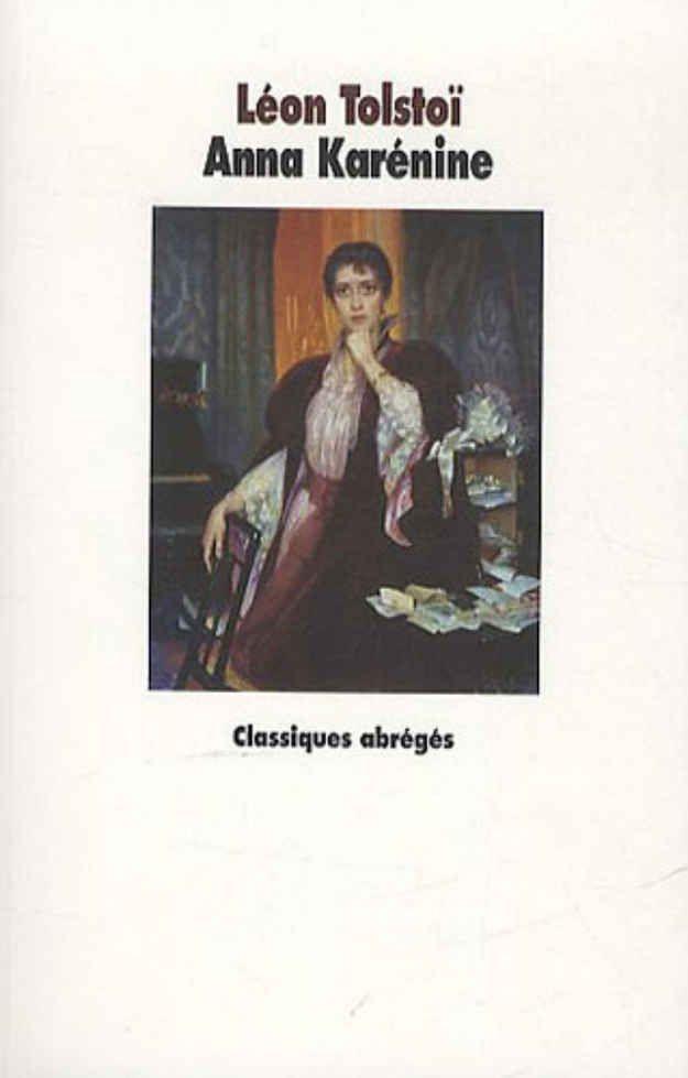 Anna Karénine de Léon Tolstoï