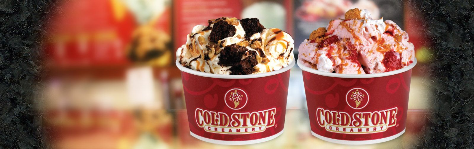 Cold stone creamery join the for free stuff and
