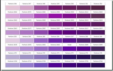 Shades Of Purple Paint Color Chart Purple Paint Purple Paint