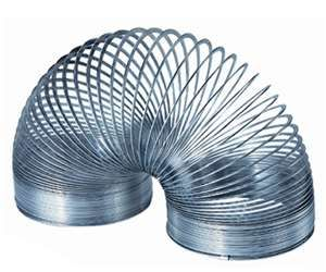 Slinky Toy Hits Shelves in 1945