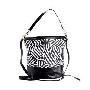 Bucket Bag | Zebra | By Squeak