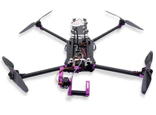Spidex Pro Unmanned Aerial Vehicle Drone Quadcopter