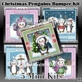 Christmas Penguins Bumper Kit