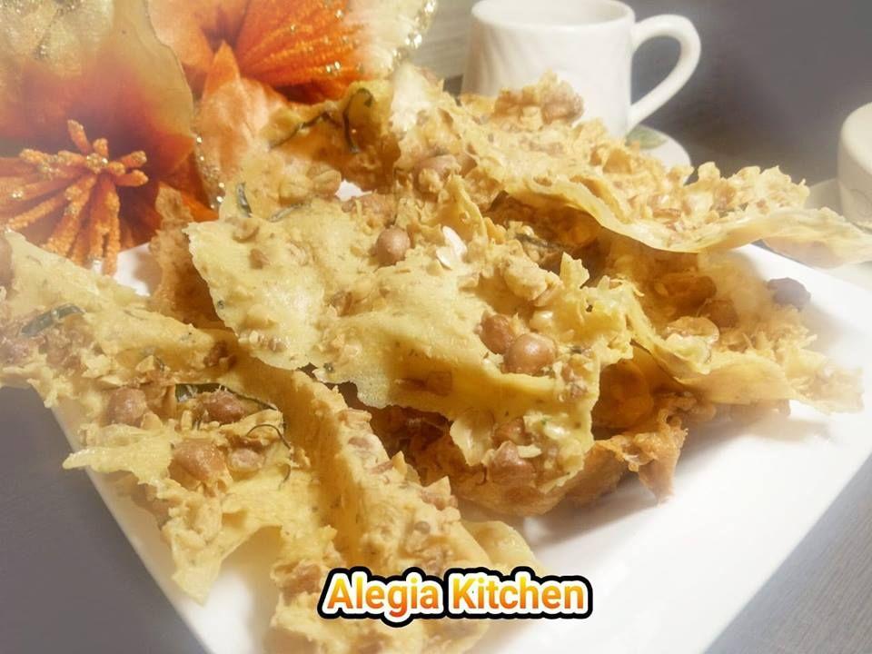 Rempeyek Kacang Renyah Tanpa Santan By Liona Andria Langsungenak Com Resep Resep Masakan Resep Makanan Makanan
