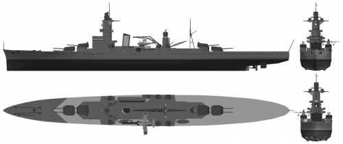 Blueprints  U0026gt  Ships  U0026gt  Battleships  France   U0026gt  Mnf Algerie