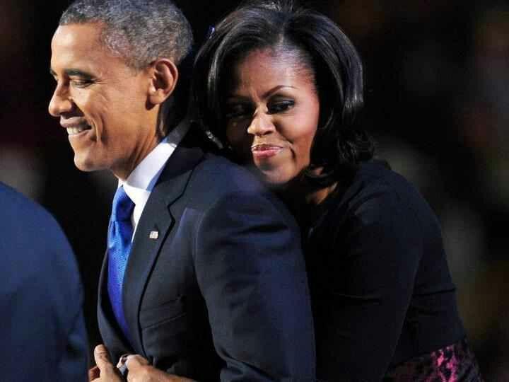I love my Man, Michelle said.