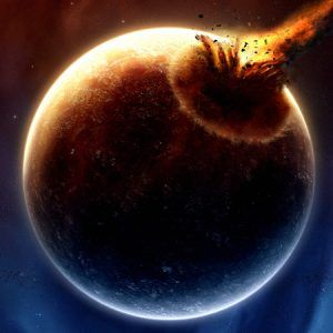 Space Apocalypse Wallpaper