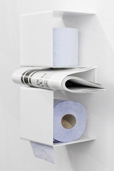 Esiste un porta rotolo di carta igienica funzionale - Porta carta igienica ...