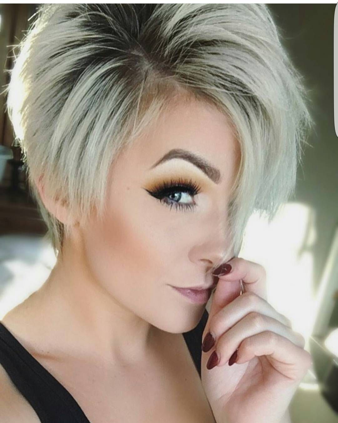 Pin by Kitty Mireles on haircut in 2020 | Short hair ...