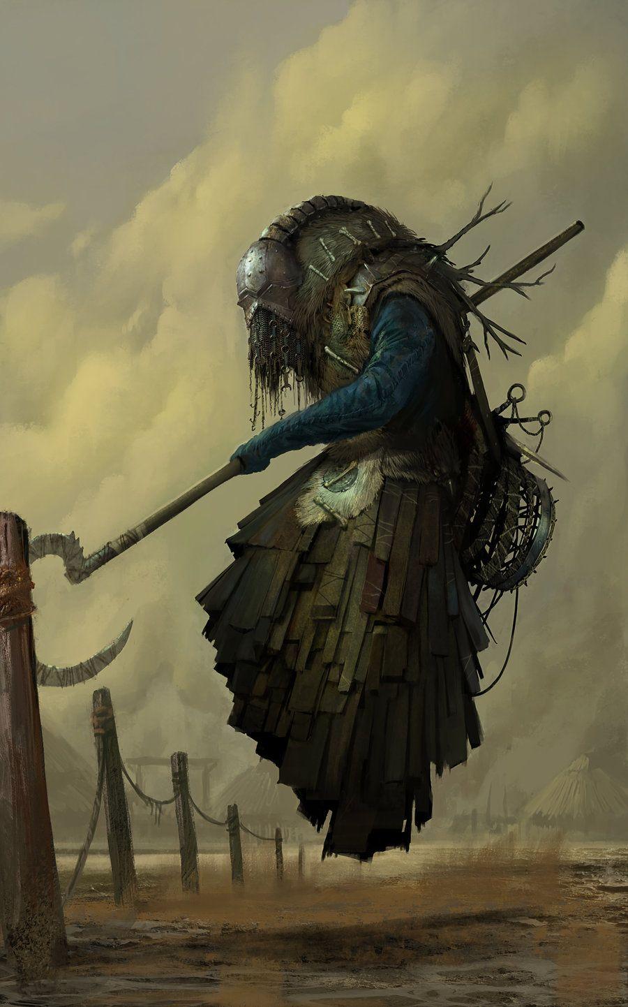 Men in fantasy art — reality-breaker: Raveneau Pierre ...