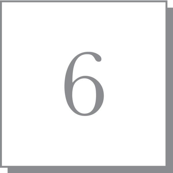Number 6 Liked On Polyvore Featuring Numbers Text Arrows