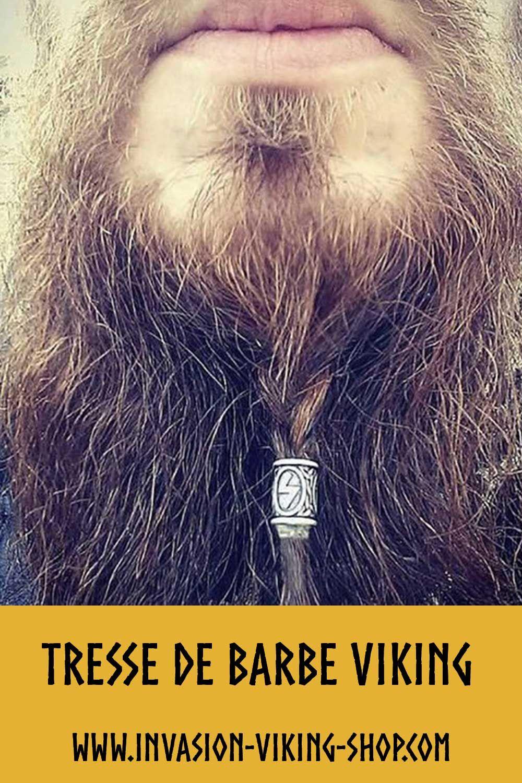 Tresse De Barbe Viking Barbe Viking Perles De Barbe Barbe
