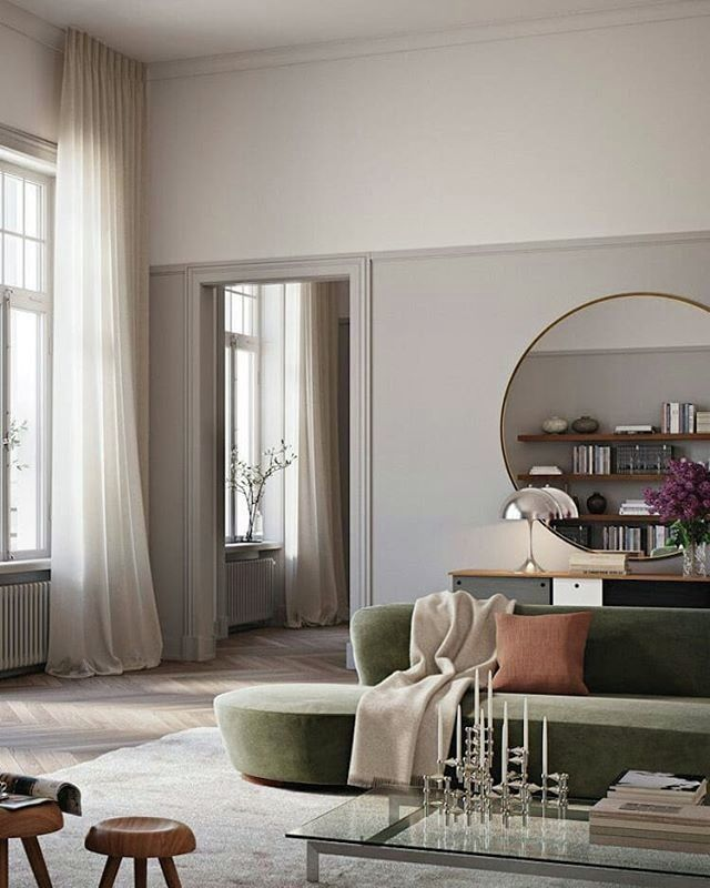 Contemporary Living Room Interior Design: Pin By Aticha Chareerat On Showflat