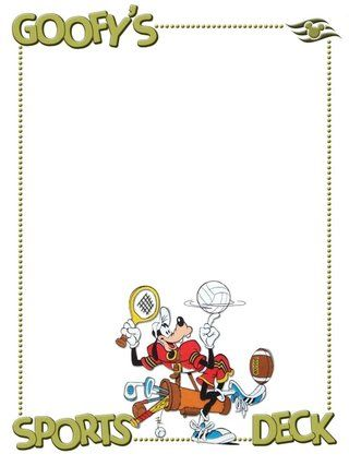 Journal Card - DCL - Goofy's Sports Deck - 3x4 photo dis_227_DCL_Goofy_Sports.jpg