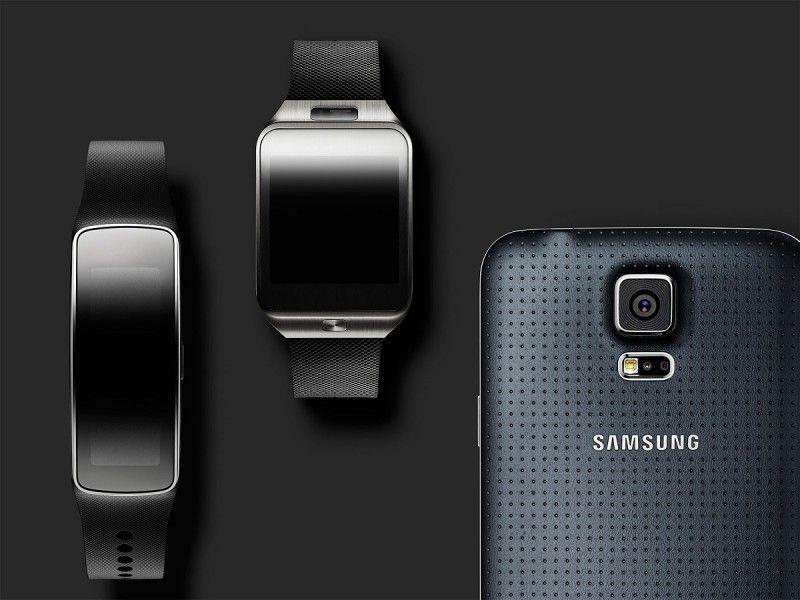 Samsung Galaxy Gear Fit Samsung Galaxy S5 Smartwatch Y