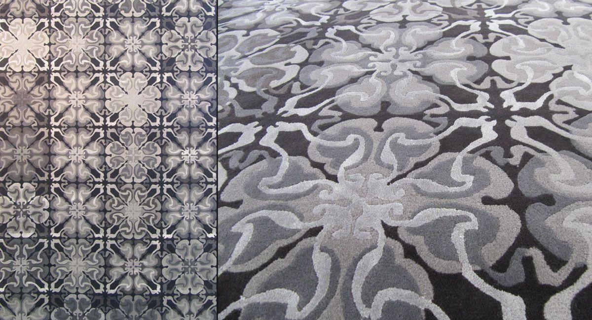 Casablanca Truffle Tsar Design Gallery Patterned