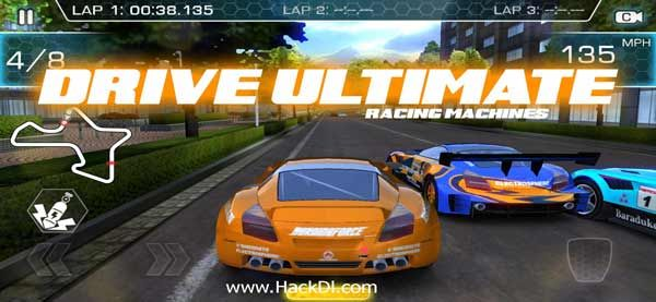 Ridge Racer Slipstream Mod 2 5 4 Hack Unlimited Money Unlocked