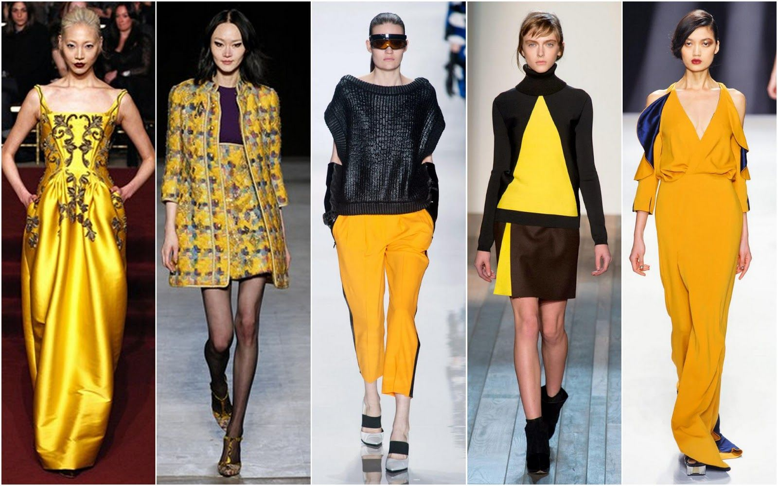 Beautifully Fierce!: New York Fashion Week: Fall 8 Color Trends
