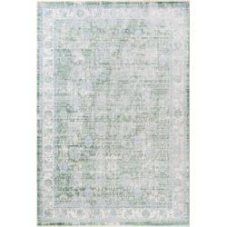 Photo of benuta Naturals Viskoseteppich Yuma Grün 160×230 cm – Vintage Teppich im Used-L…
