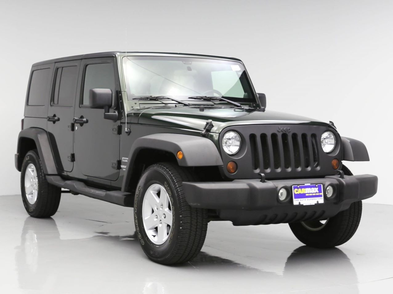 2011 Jeep Wrangler Unlimited Sport 4 DOOR!! 26,998/69K miles